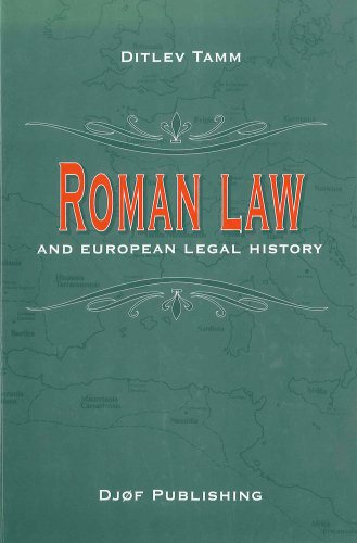 9788757418330: Roman Law and European Legal History