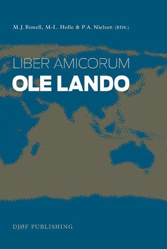 Liber Amicorum OLE Lando: Bonell