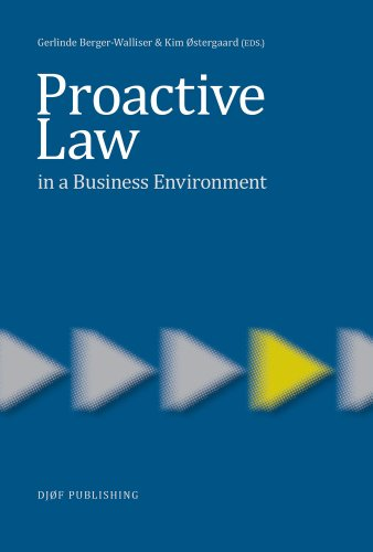 9788757427592: Proactive Law in a Business Environment