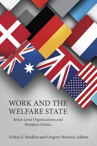 9788757430486: Work and the Welfare State: Street-Level Organizations and Workfare Politics