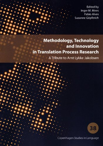 9788759314760: Methodology, Technology and Innovation in Translation Process Research: Copenhagen Studies in Language - Volume 38 (Copenhagen Language in Studies)