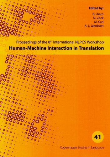 Human-Machine Interaction in Translation: Copenhagen Studies in Language - Volume 41: Jakobsen