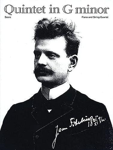 Piano Quintet: Piano Score: Jean Sibelius