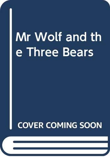 9788762700543: Mr Wolf and the Three Bears