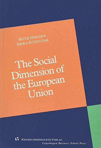 9788763000604: The Social Dimension of the European Union (Business Law)