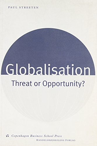 9788763000840: Globalisation: Threat or Opportunity?