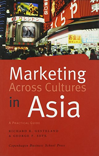 9788763000949: Marketing Across Cultures in Asia: A Practical Guide