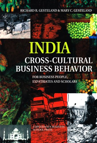9788763002226: India - Cross-Cultural Business Behavior: For Business People, Expatriates and Scholars