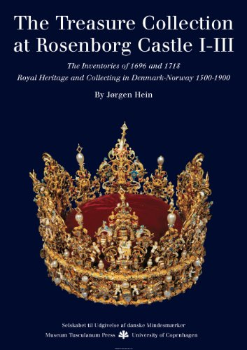 The Treasure Collection at Rosenborg Castle: The: Jorgen Hein