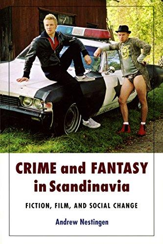 9788763507936: Crime and Fantasy in Scandinavia (New Directions in Scandinavian Studies)