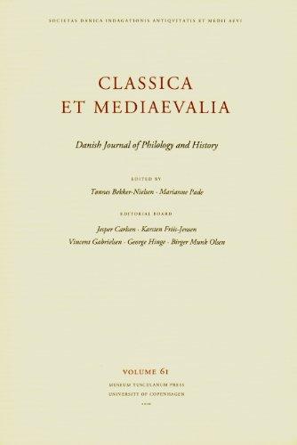 Classica et Mediaevalia