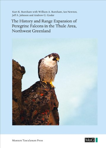 9788763539005: The History and Range Expansion of Peregrine Falcons in the Thule Area, Northwest Greenland (Monographs on Greenland)
