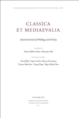 Classica et Mediaevalia: Bekker-Nielsen, Tonnes