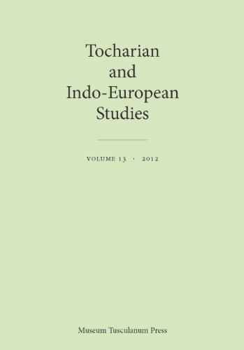Indo-European Accent and Ablaut Format: Hardcover: Edited by Götz