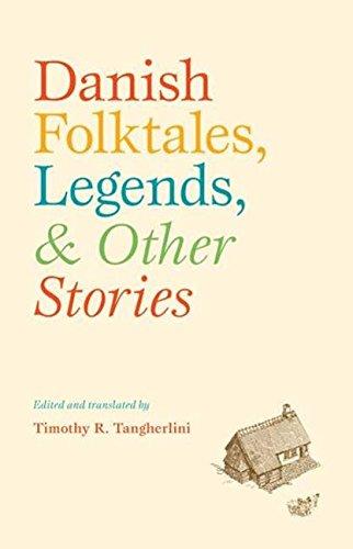 Danish Folktales, Legends, Other Stories (Hardback)