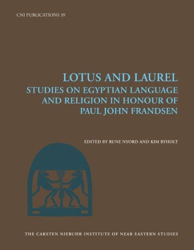 Lotus and Laurel: Rune Nyord, Kim