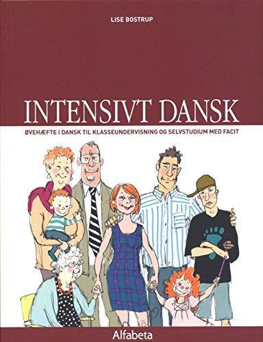 9788763601979: Intensivt Dansk