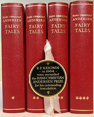 9788770100274: Hans Christian andersen Fairy Tales, World-Edition Complete (4 volumes)