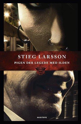 9788770532662: Pigen der legede med ilden (in Danish)