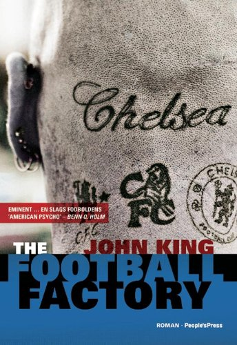 9788770552820: The football factory (in Danish)