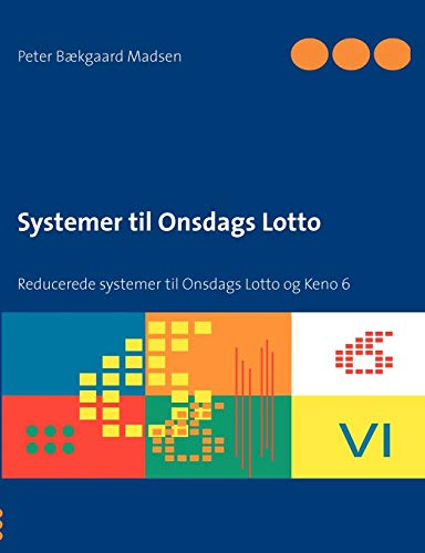9788771145267: Systemer til Onsdags Lotto (Danish Edition)