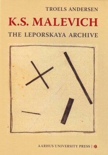 9788771240115: K S Malevich: The Leporskaya Archive