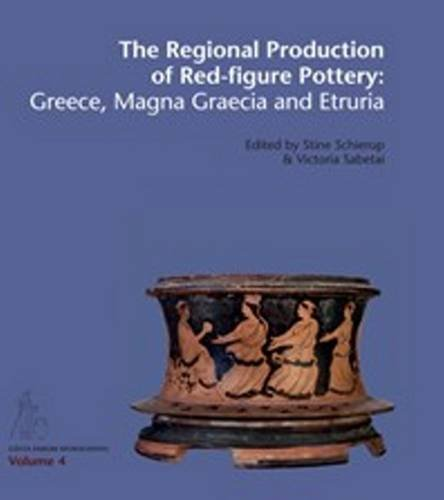 9788771243932: The Regional Production of Red Figure Pottery: Greece, Manga Graecia and Etruria (Gosta Enbom Monographs)