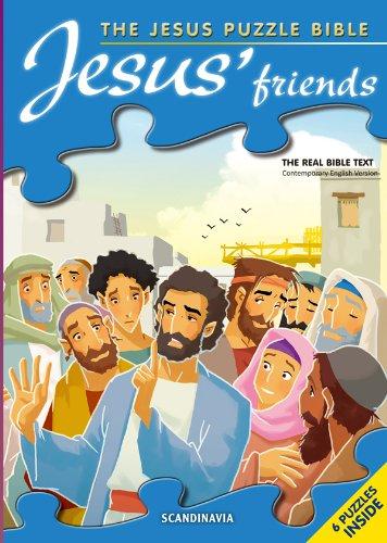 Jesus' Friends - Jesus Puzzle Bibles -: Gustavo Mazali