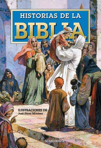 Historias de la Biblia // Childrens Bible, The (Spanish Edition)