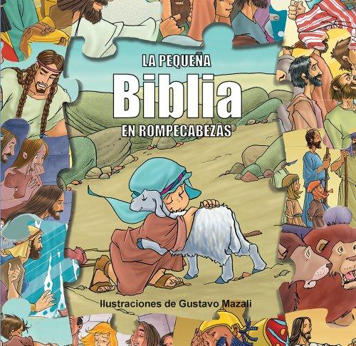 9788771320688: Pequeña Biblia en rompecabezas, La // Little Puzzle Bible (Spanish Edition)