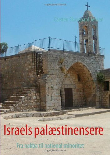 9788771455823: Israels Palaestinensere (Danish Edition)