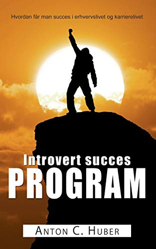 9788771703221: Introvert succes program (Danish Edition)