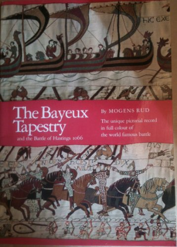 9788772417028: The Bayeux Tapestry and the Battle of Hastings, 1066