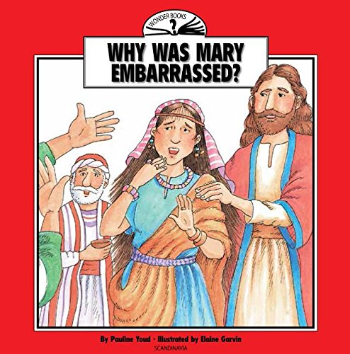9788772470368: Why Was Mary Embarrassed? (Wonder Books)