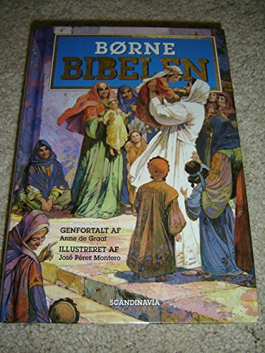 9788772472485: The Children's Bible Story Book in Danish Language / Børnebibelen