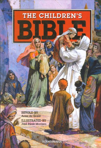 9788772472621: The Children's Bible (Large Edition)