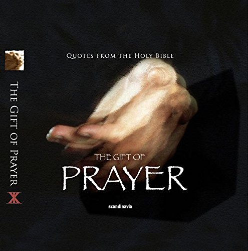 The Gift of Prayer (CEV Bible Verses) (Gift Book) (8772473010) by Ben Alex