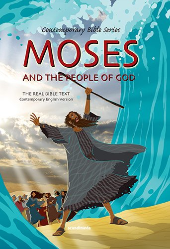 9788772474700: Moses and the People of God (Contemporary Bible)
