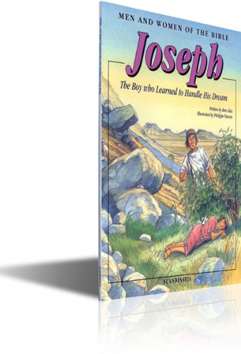 Joseph: The Boy Who Loved to Handle: Alex, Ben, Anne