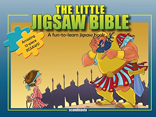 9788772476391: The Little Jigsaw Bible, Children Games-Bible Games-Bible Puzzles-Little Jigsaw Bible Board Book-Moses-Egypt-Red Sea-Milk Honey-Walls of ... Bible Games for Children-Bible Games for Kids