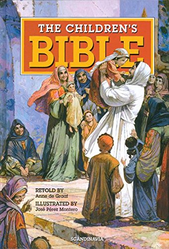 The Children's Bible, Retold (Children's Bibles) (8772477571) by Anne de Graaf