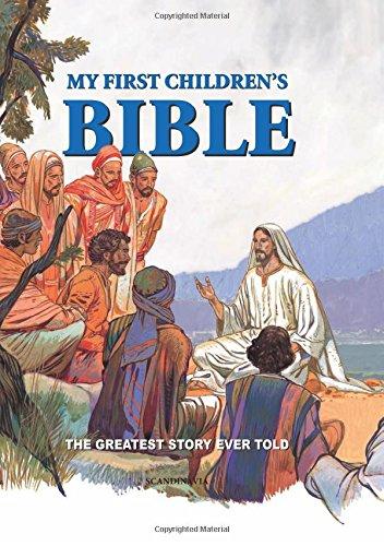 9788772478913: My First Children's Bible