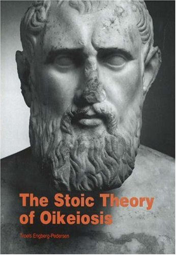 9788772883236: The Stoic Theory of Oikeiosis: Moral Development and Social Interaction in Early Stoic Philosophy (Studies in Hellenistic Civilization, Vol. 2)