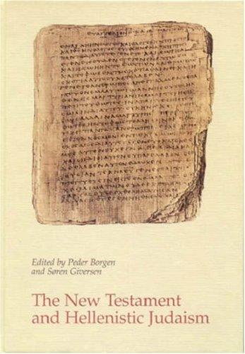 New Testament and Hellenistic Judaism: GIVERSEN, Soren