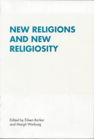 9788772885520: New Religions and New Religiosity (Renner Studies on New Religions) (Renner Studies on New Religions S.)