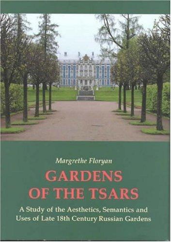 9788772885575: Gardens of the Tsars