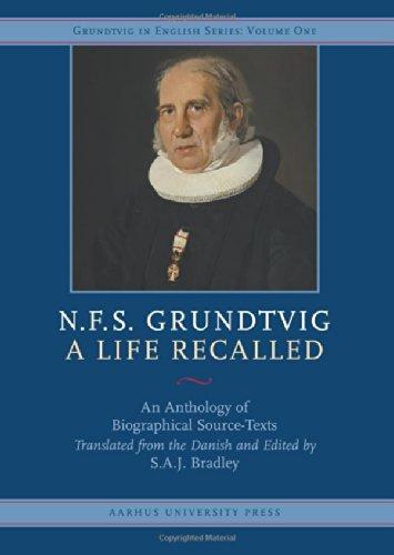 9788772886565: N.F.S. Grundtvig: An Introduction to His Life and Work (Skrifter udgivet af Grundtvig-selskabet)
