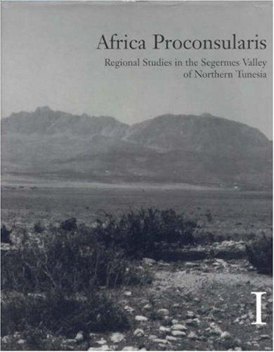 9788772887401: Africa Proconsularis, Vol I & II (v. 1-2)