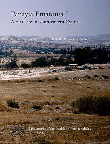 9788772888361: Panayia Ematousa: A Rural Site in South-Eastern Cyprus (MONOGRAPHS OF THE DANISH INSTITUTE AT ATHENS)