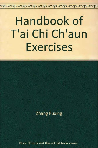 9788772889177: Handbook of T'ai Chi Ch'aun Exercises